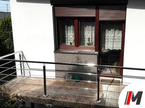 Balustrada nierdzewna - Stanowice 3